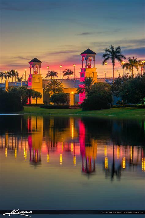 pga bridge sunset palm gardens