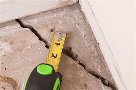 homeowner s guide to foundation cracks and when to start