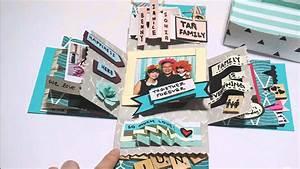DIY Crafts: Birthday Box Card - YouTube