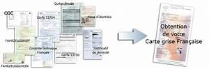 Carte Grise Import : auto import allemagne immatriculer une voiture allemande en france mandataire automobiles aide ~ Medecine-chirurgie-esthetiques.com Avis de Voitures