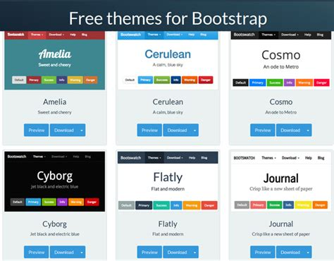 30 exceptional responsive bootstrap themes