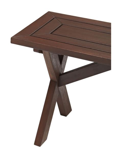 Strathwood Patio Furniture Assembly by Strathwood Basics Picnic Table Bench Set Of 2 Low Price