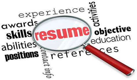 Sle Picture Of Resume by Resume Writing 10 Practical Formatting Tips Megan Dredge