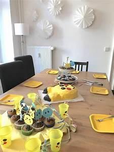 Deko Für Kuchen : pokemon party zum kindergeburtstag mit deko spielen kuchen mamaskind ~ Buech-reservation.com Haus und Dekorationen