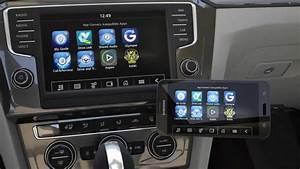 Volkswagen Golf Connect : car net app connect bringt das smartphone ins auto youtube ~ Nature-et-papiers.com Idées de Décoration