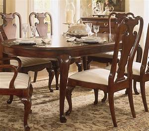 Queen anne dining room set bombadeaguame for Queen anne dining room furniture