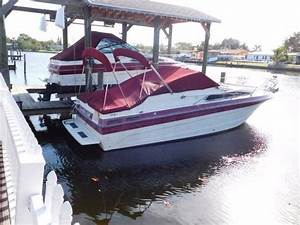 1987 Sea Ray 268 Cruiser Power Boat For Sale