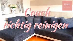 Couch Reinigen Natron : sofa reinigen natron oder soda putz tipps youtube ~ A.2002-acura-tl-radio.info Haus und Dekorationen