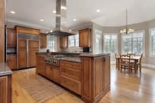 open kitchen floor plans with islands 53 high end contemporary kitchen designs with wood cabinets designing idea