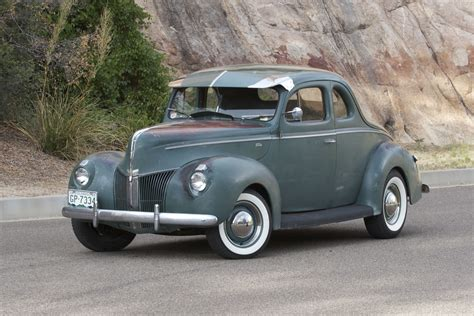 1940 39 s 39 s driving impression 1940 ford business coupe hemmings daily