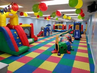 Playground Birthday Land Private Tots