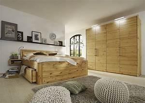 Schlafzimmer Echtholz