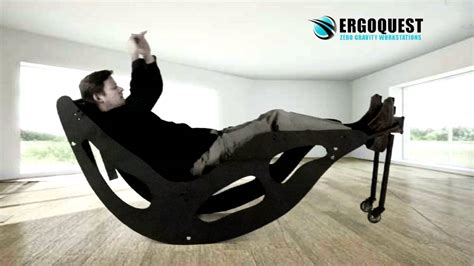 zero gravity rocking chair with kinetic therapy