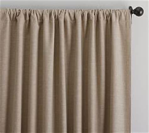 linen curtains linen drapes pottery barn