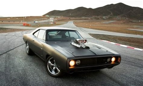Toretto S 1970 Dodge Charger In Fast Five