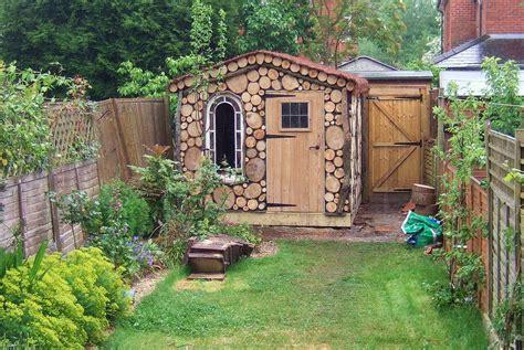 Small Backyard Sheds - fairytale backyards 30 magical garden sheds