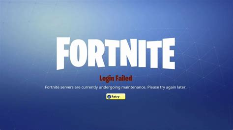 fortnite downtime scheduled   st  launch season