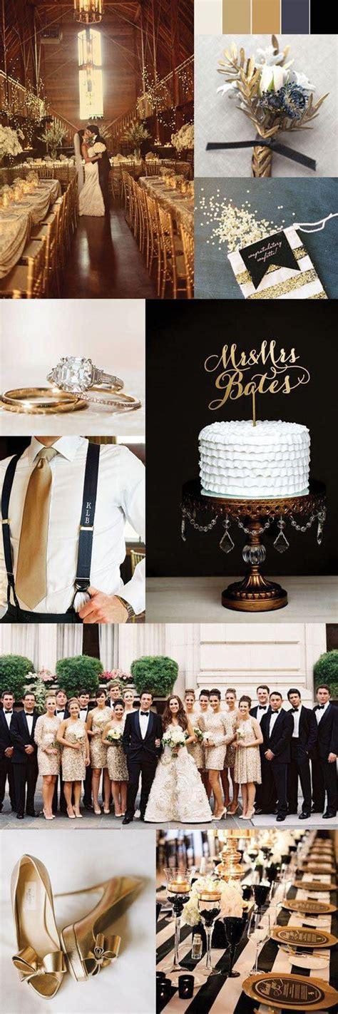 50+ Trendiest Gold Wedding Ideas Elegant & Glam