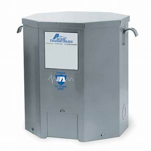Acme Electric T2535163s Distribution Power Transformer