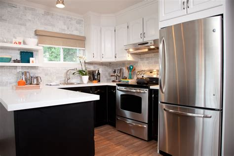kitchen makeover from hgtv s summer home home house