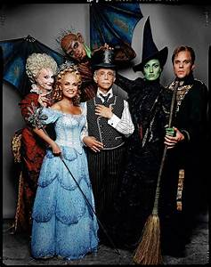 OBC of Wicked - Carole Shelley, Kristen Chenoweth, Manuel ...