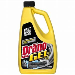 Shop Drano 42 Fl Oz Drain Cleaner At