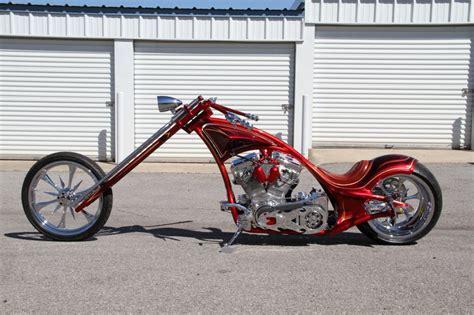 Covington's Guinn Custom Motorcycle