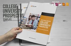 Best University Prospectus Design 10 Best Education Training Brochure Templates For