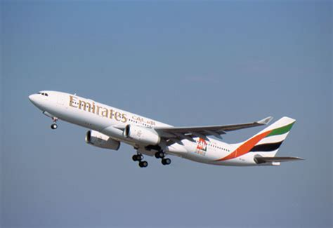 Emirates Airplane Catches Fire Midair And Crashes At Dubai Airport - INFORMATION NIGERIA