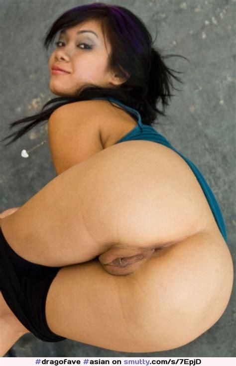Asian Darkhair Sexy Hot Cute Beautiful Bottomless Pussy Shaved Shavedpussy Ass Butt