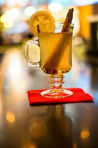 Tequila Chamomile Hot Toddy