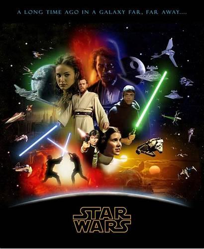 Wars Saga Star Poster Starwars Simonz Wallpapers