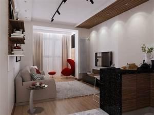 4 idees pour amenager un petit appartement de 30m2 30m2 With idee amenagement appartement 30m2