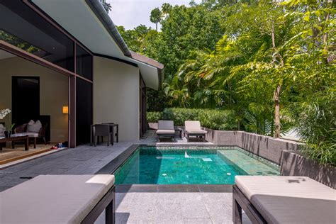 Capella Singapore (two Bedroom Garden Villa