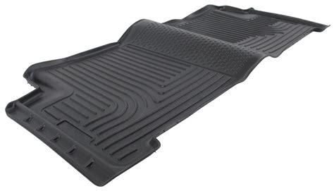 floor mats grand caravan floor mats for 2012 dodge grand caravan husky liners hl19081