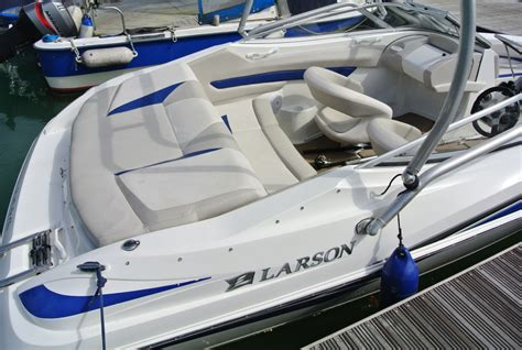 Larson Bowrider Boats For Sale by Larson 186 Senza Bowrider Brighton Boat Sales