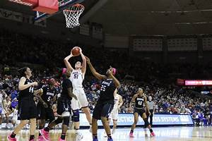 Around the American: Assessing women's basketball teams ...