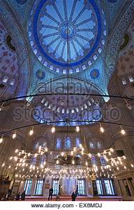 Sultan Ahmed Mosque or Blue Mosque, Iznik Tiles, Istanbul ...