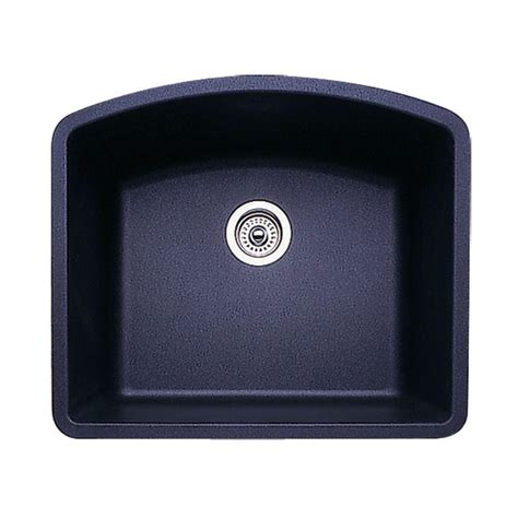 24 undermount kitchen sink blanco undermount granite 24 in single basin 3841