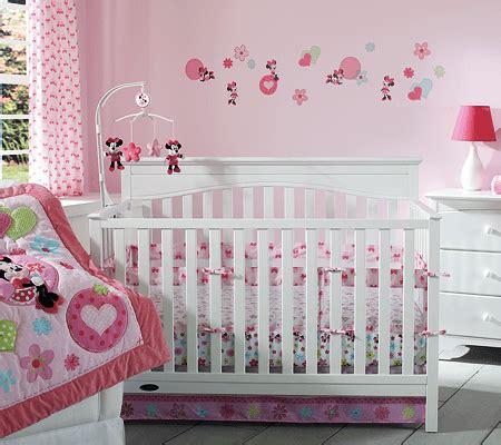 minnie mouse crib set walmart disney 3 crib bedding sets for every nursery
