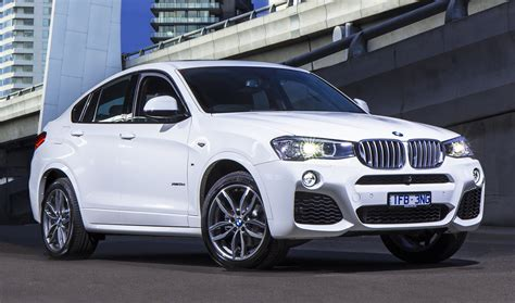 Bmw X4 Picture by 2016 Bmw X4 Xdrive35d Review Caradvice