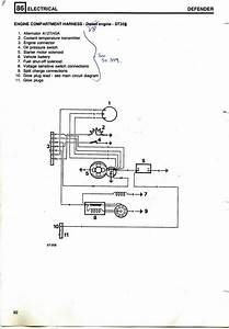 Rover 110 V8 Wiring Diagram