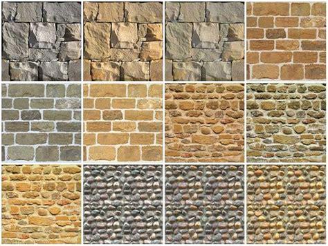 seamless stone wall texture  recursos pinterest