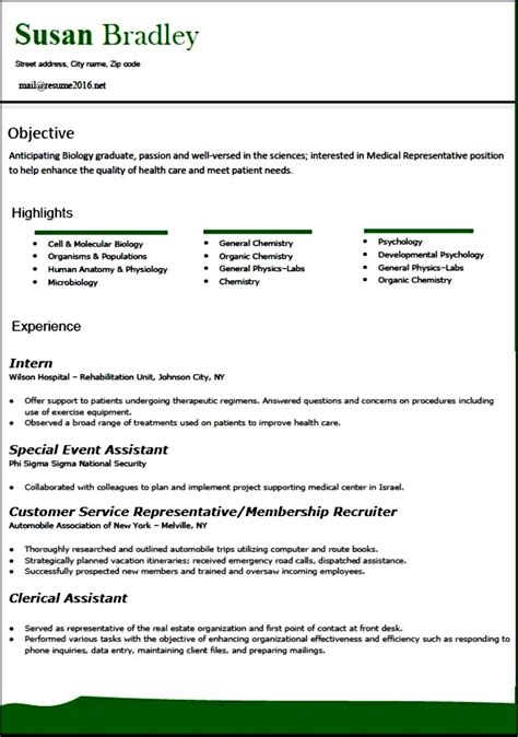 How To Write A Modern Resume 2016 by Modern Resume Template 2016 Free Sles Exles