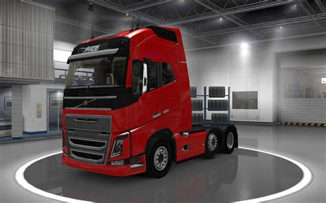 volvo fh  reworked   truck mod euro