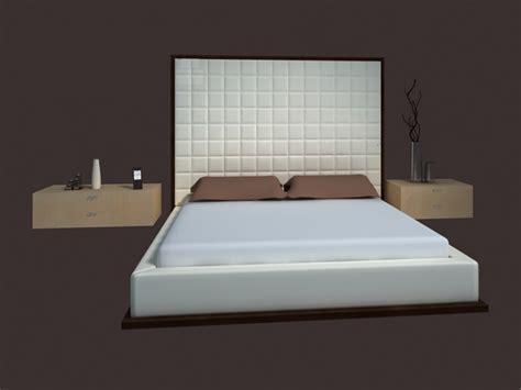 mattress max furniture bed design furniture modern bed 3d model 3dsmax files free