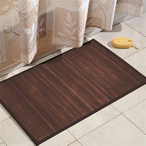 bamboo kitchen floor mat interdesign bamboo floor mat ideal mat for kitchens 4304