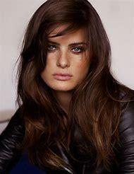 Medium Warm Brown Hair Color