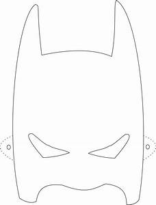 batman mask printable coloring page for kids coloring With children s mask templates