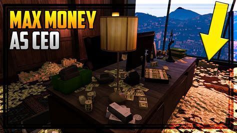 gta ceo money building associate million most profits